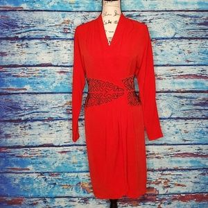 Daymor Couture Vintage Dress Size 12